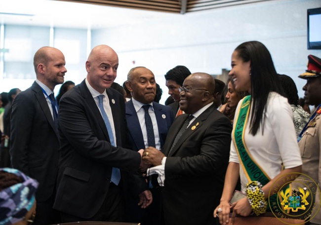 """Scale-Up Implementation Of SDGs"" – President Akufo-Addo To African Leaders"
