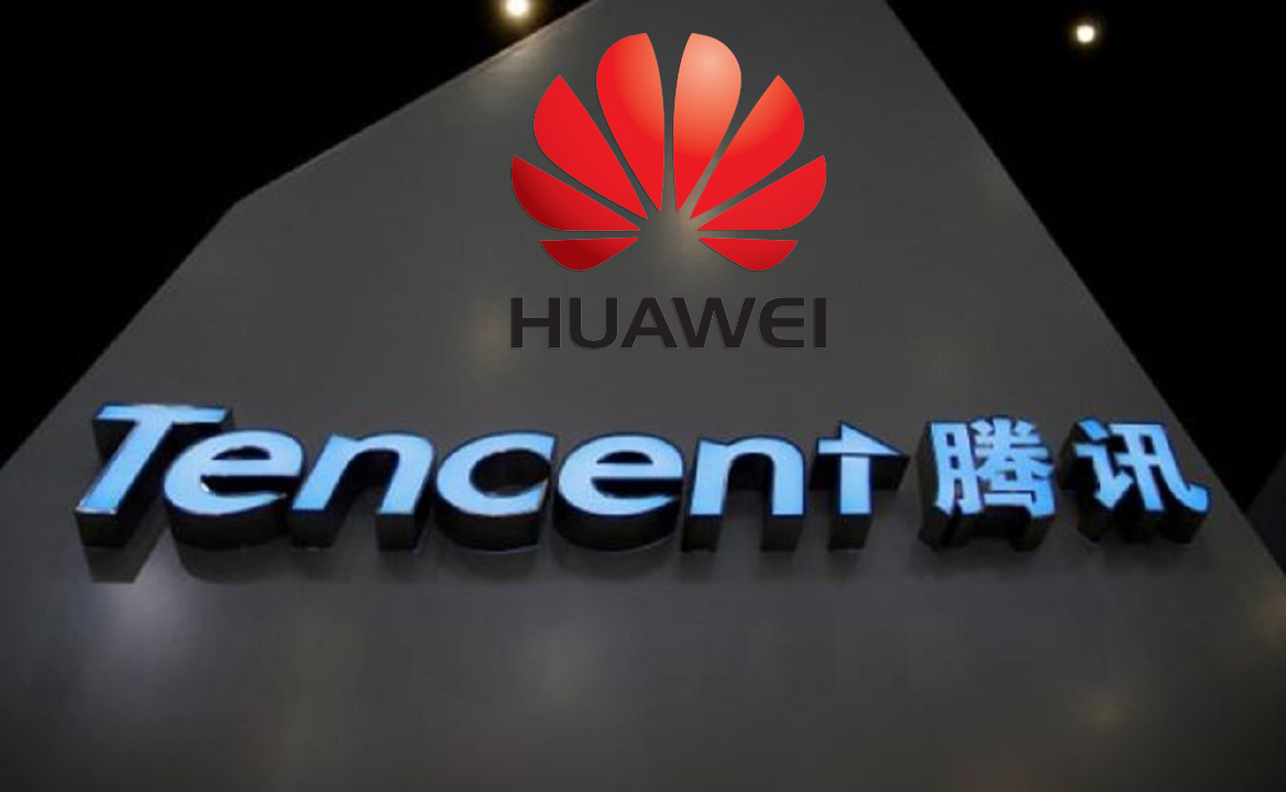 Huawei Removes Tencent Games from the Application Store