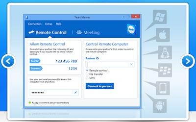 โปรแกรม TeamViewer สำหรับ Windows พร้อมวิธีการใช้งานแบบเข้าใจง่าย