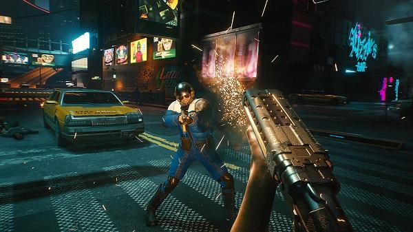 الكشف عن المساحة التي ستتطلب لعبة Cyberpunk 2077 على جهاز PS4