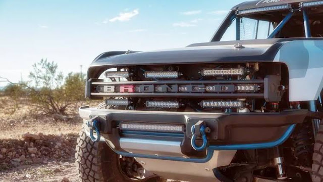 2021 Ford Bronco Estimated Price [Real Price]