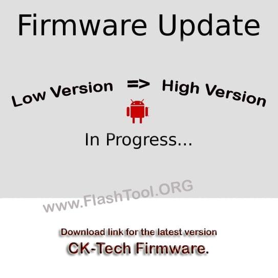 Download CK-Tech Firmware
