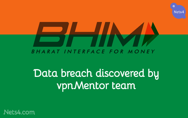 Users data leaked from BHIM site