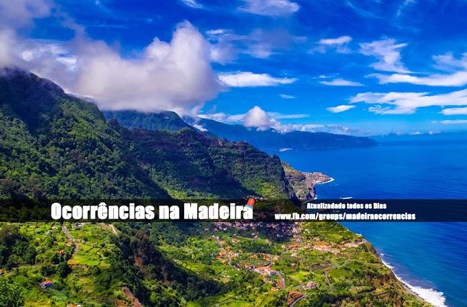 Novo Grupo Ocorrências Madeira