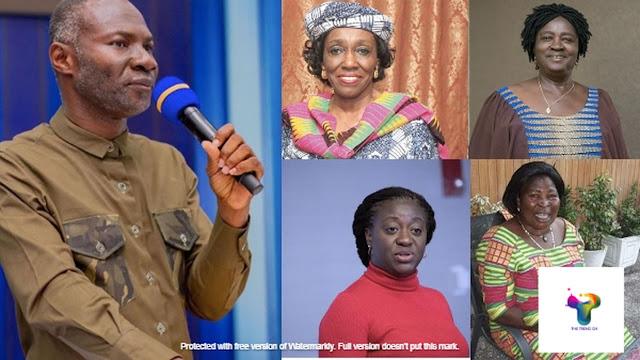 Prophet Badu Kobi Reveals Ghana Would Have Female President In 2024