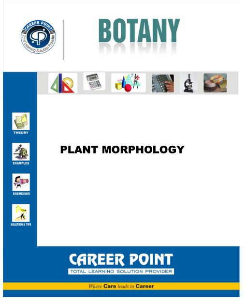 Botany Plant Morphology : for All Competitive Exam PDF Book