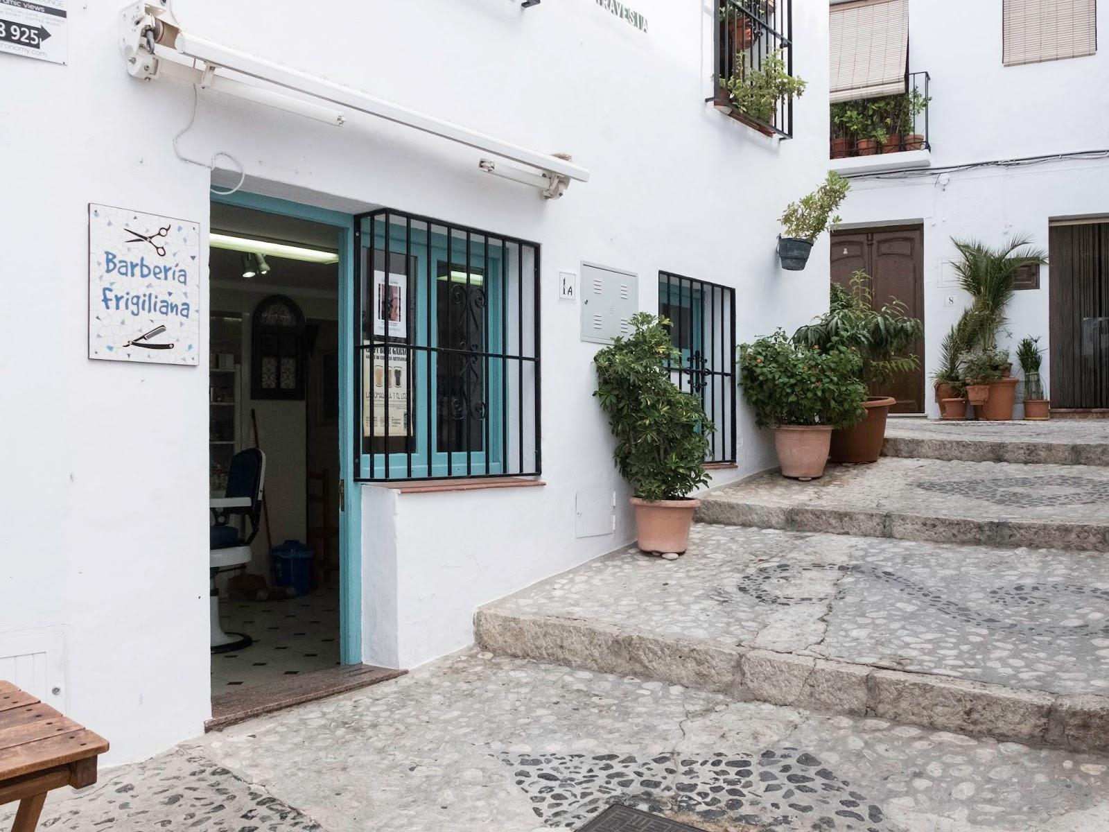 Barbería Frigiliana , 2017