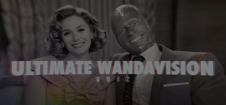 ultimate wandavision quiz answers 100% score
