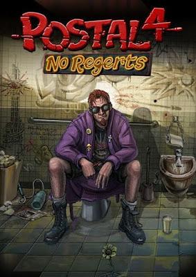 Capa do Postal 4: No Regerts