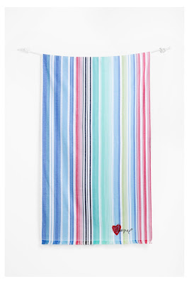 Summer Stripes Desigual. Pareo