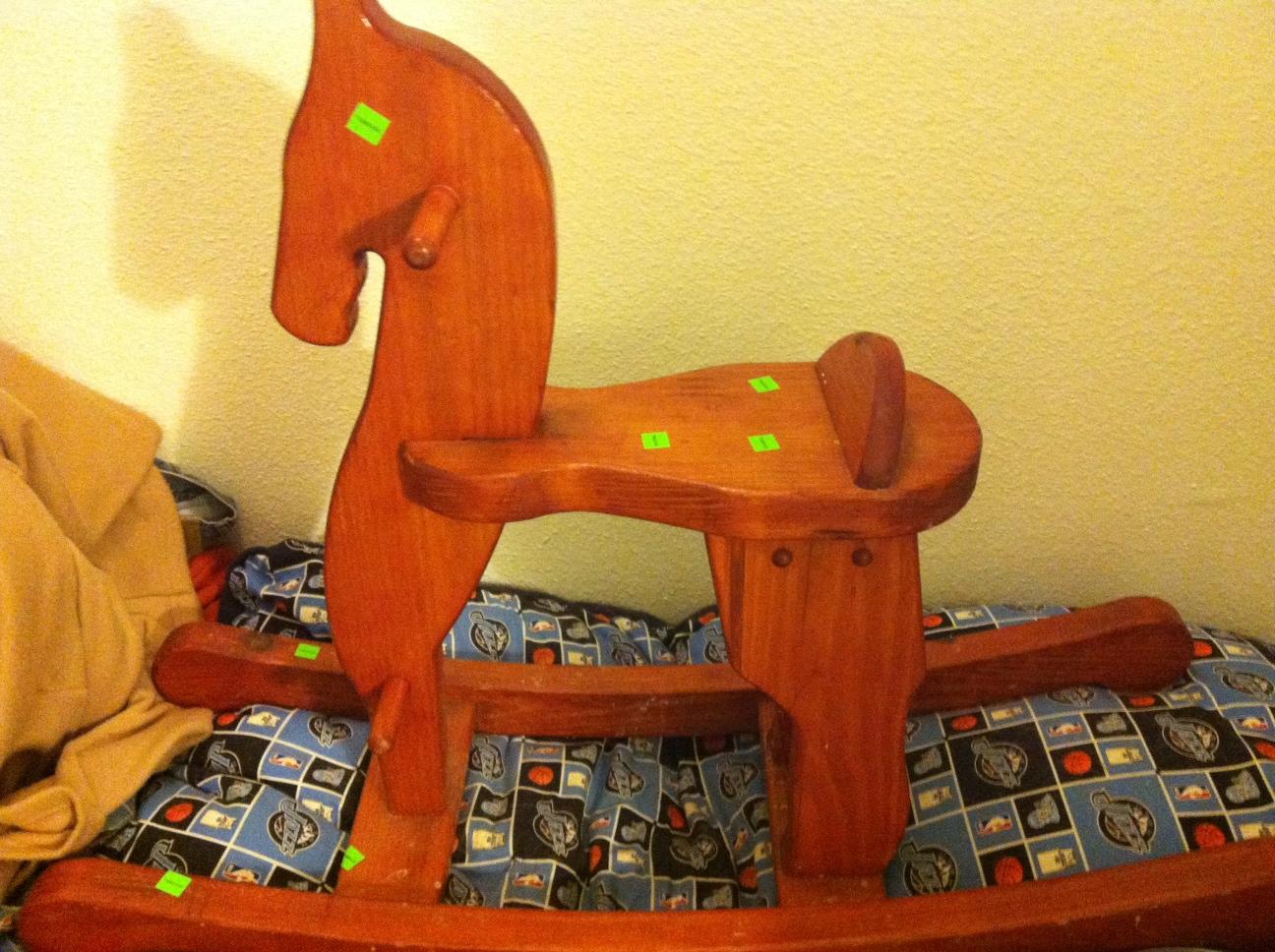 Wood Rocking Horse Patterns Free