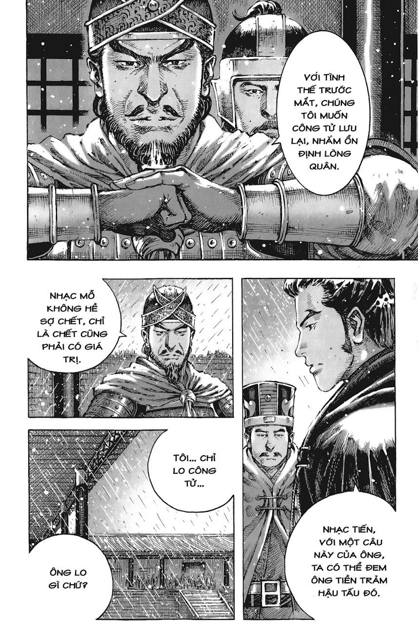 Hỏa phụng liêu nguyên Chương 438: Một câu thực lòng [Remake] trang 12