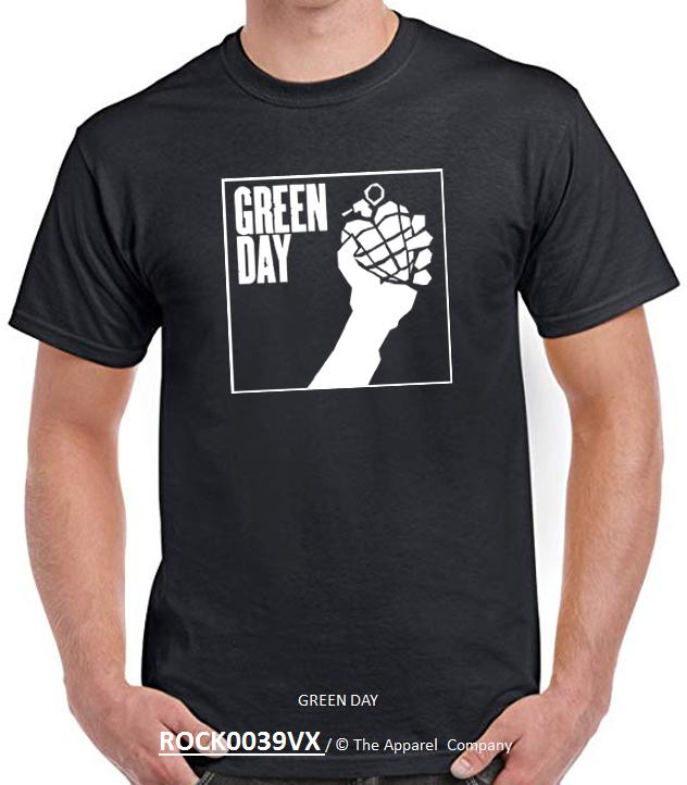 ROCK0039VX GREEN DAY