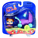 Littlest Pet Shop Portable Pets Puppy (#143) Pet