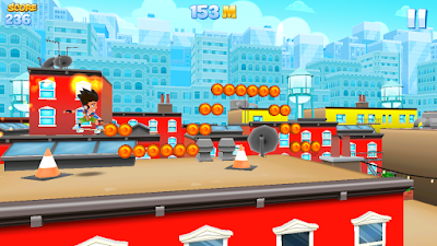 Skyline Skaters Mod Apk v2.13.0  (Unlimited Coins/Cash)