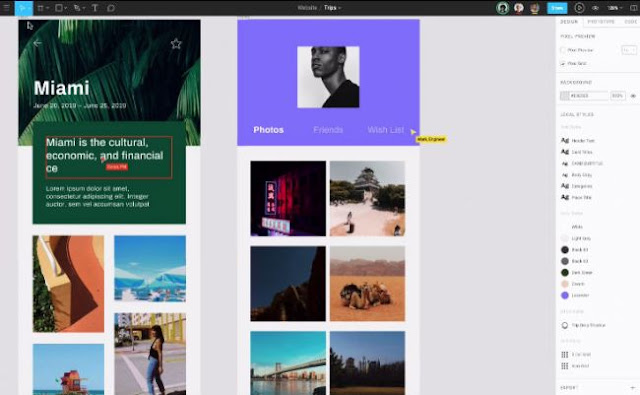 Figma-Web Design tools to streamline your workflow and  boost creativity-Hire A Virtual Assistant