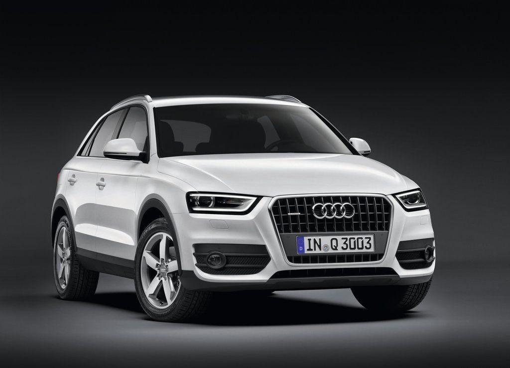 Audi Suv 2017