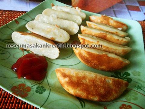 Resep Kue Pancong Terigu Dan Tepung Beras Aneka Resep Masakan Sederhana Kreatif