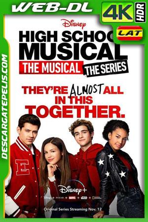 High School Musical El Musical: La Serie (2019) 4k HDR WEB-DL Latino – Ingles