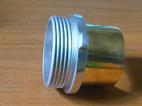 Adaptor coupling machno for hdyrant pillar ADAPTOR COUPLING