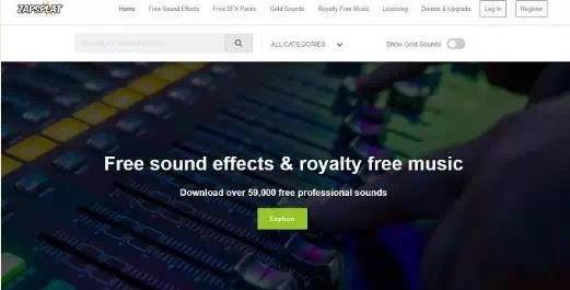 Situs Terbaik Download Sound Effect Bebas Royalti-5