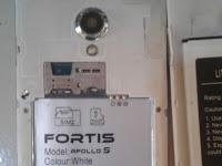 firmware Fortis  opollo 5