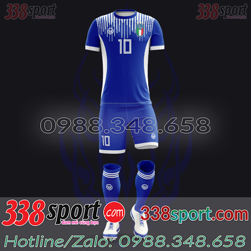 Áo Đội Tuyển Ý  Đặt May Yêu Cầu - Mã Y 03