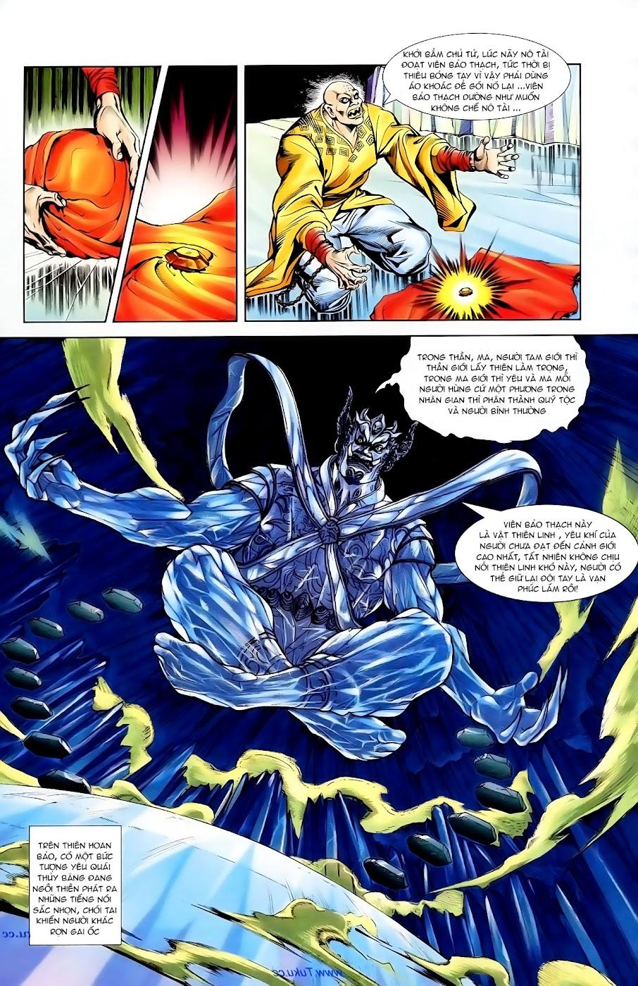 Cơ Phát Khai Chu Bản chapter 98 trang 3