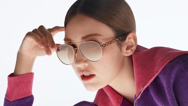 Louis Vuitton Sunglasses Campaign