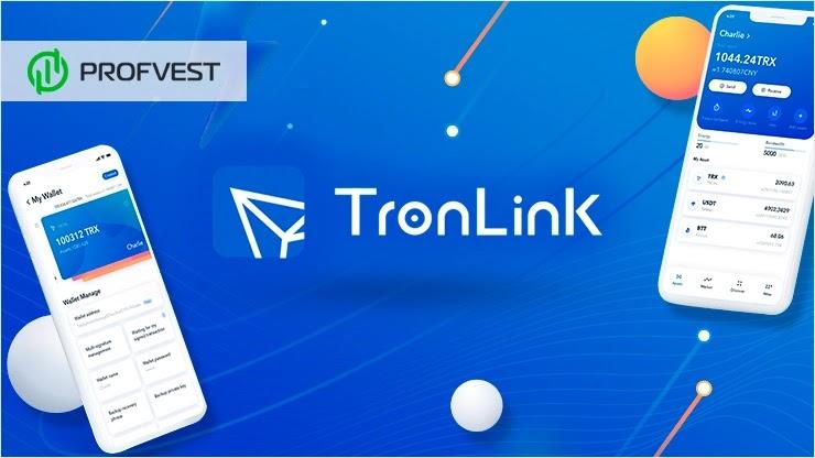 TronLink как создать кошелек для криптовалюты Tron