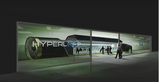 Hyperloop may Soon be a Reality in India