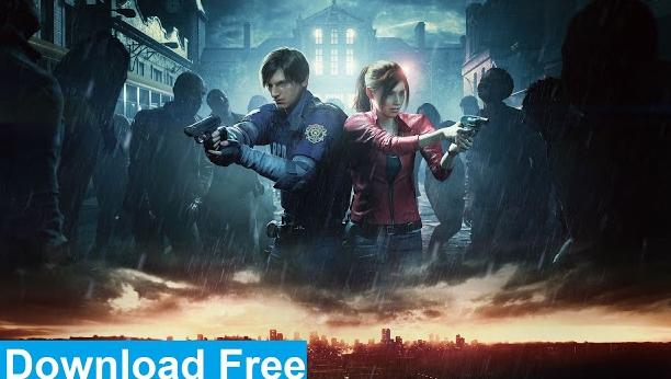 Download game Resident Evil 2 Repack part2