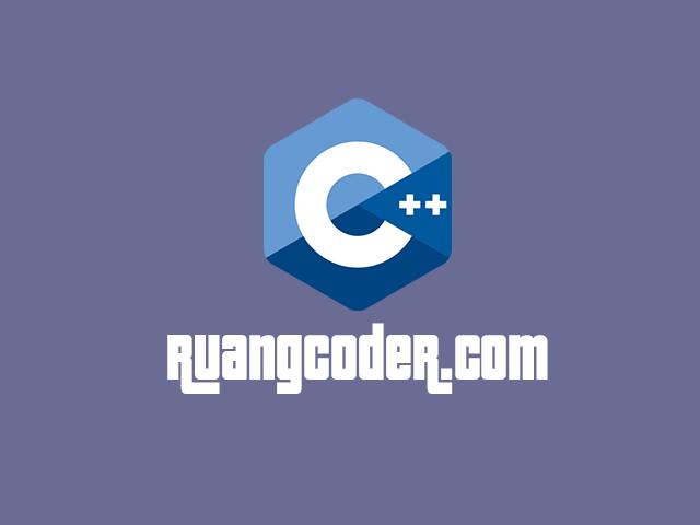 Apa Itu C++ ? Pengertian, Sejarah, Struktur, Kelebihan, DLL