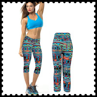 Style Athletics Workout Clothes Amazon Online Activewear Active Clothing Shop Crop Pants Leggings Yoga Aztec