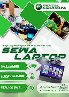 rental laptop surabaya (karunia rental)