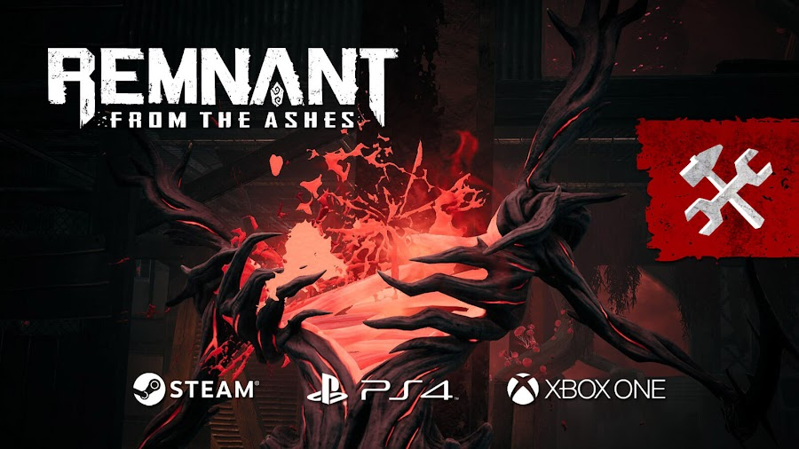 remnant from the ashes leto's lab dungeon free content update gunfire games pc ps4 xb1