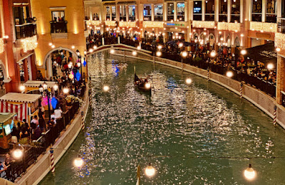 Venice Grand Canal Mall Taguig City Metro Manila