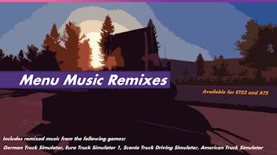 Menu Music Remix ETS2 1.39