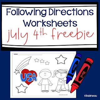 https://www.teacherspayteachers.com/Product/Free-Following-Directions-Worksheet-3209594