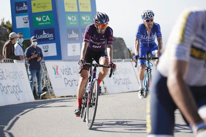 Dani Navarro lideró al Burgos BH en Fóia