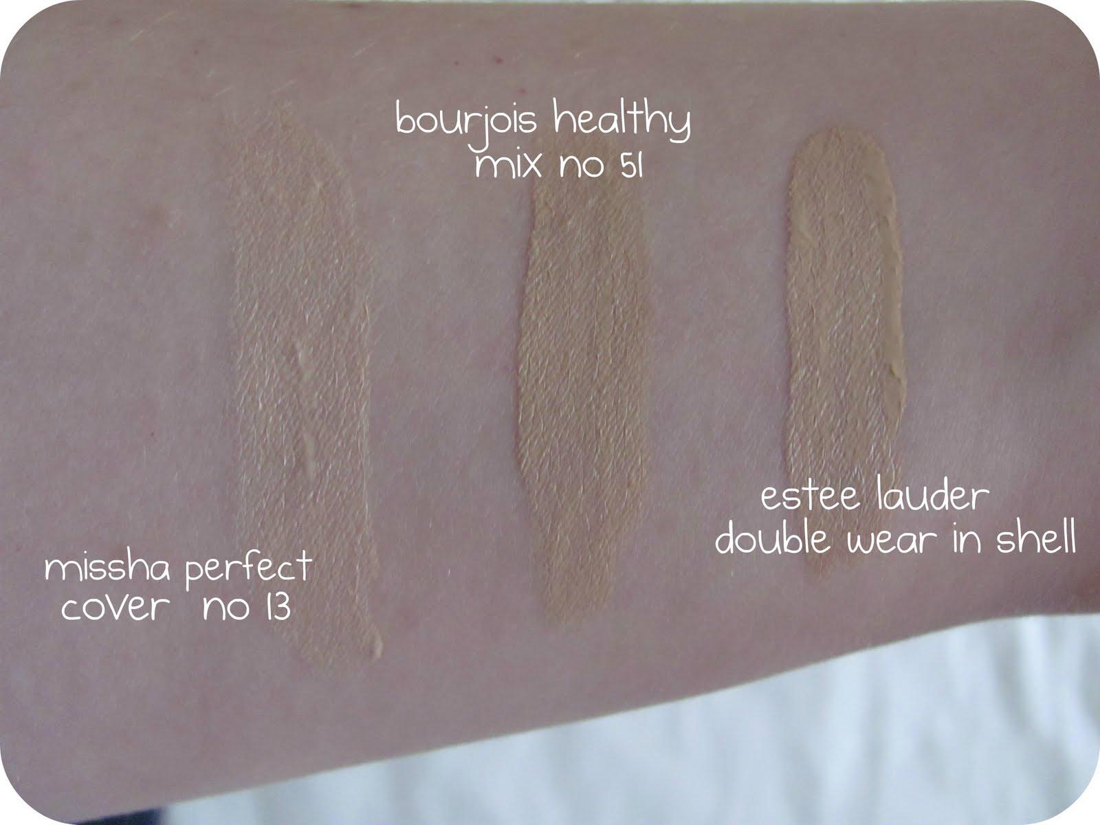 Healthy Mix BB Cream by Bourjois #12