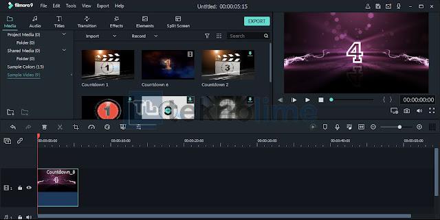 Wondershare Filmora 9 Build 9.2.0.33 Full Version