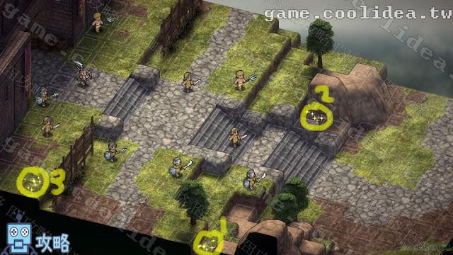 Mercenaries Blaze攻略 傭兵烈焰 黎明雙龍 第12章 戰場資訊