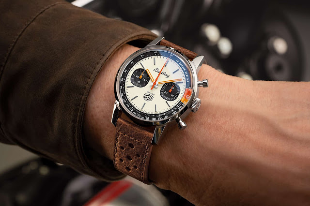 Hands On: Breitling Top Time Deus Limited Edition 41 MM Watch Replica