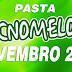 Pasta TecnoMelody Novembro 2019