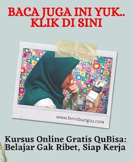 Kursus online gratis QuBisa, aplikasi siap kerja QuBisa, review belajar online qubisa