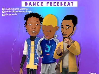 Djozzytee Ft DJ Pato Banks x Citytrendtv - (KPK) Ko Por Ke Free Beat