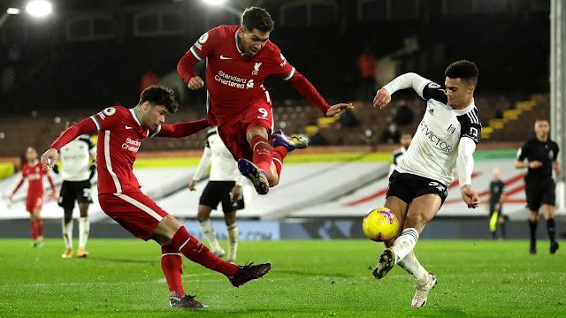 Liverpool forward Firmino