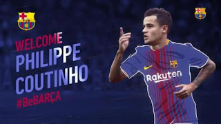 Liverpool star Philippe Coutinho Finally Got Signed With £142Million By FC Barcelona