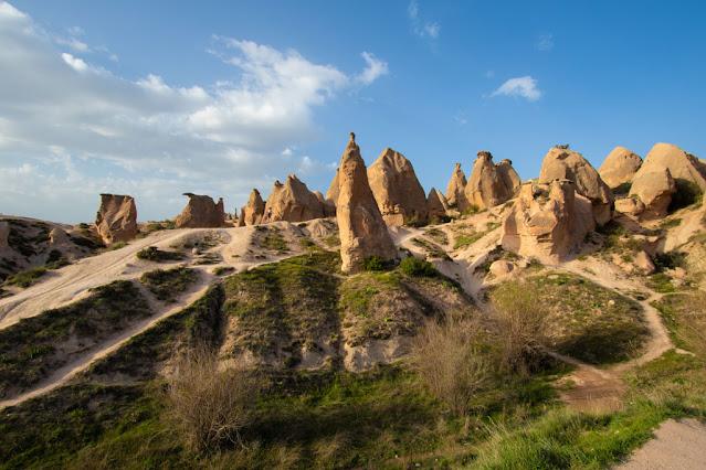 Drevent valley (Valle dell'immaginazione)-Cappadocia
